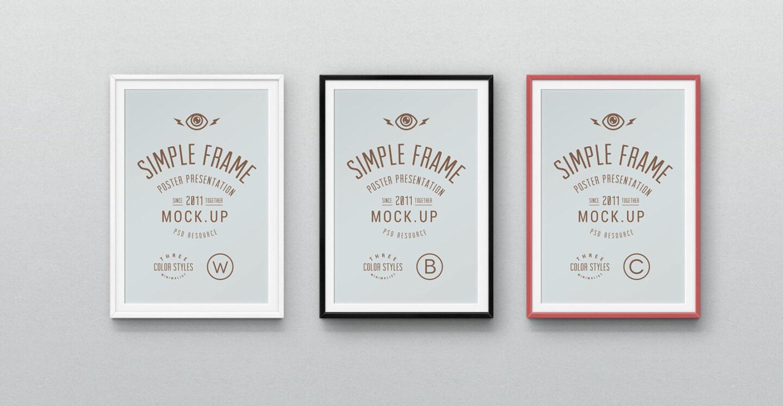 minimal-frames